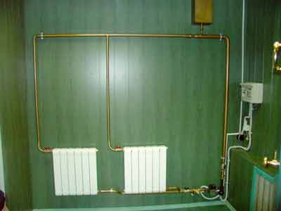 водяная система отопления частного дома - Лучшие схемы и описания для всех.