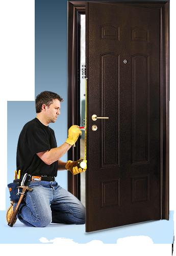 Ремонт межкомнатных дверей мастер