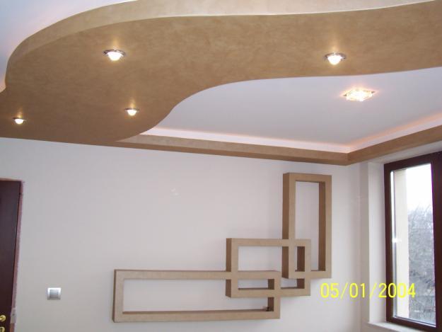 for Plafones para pared interior