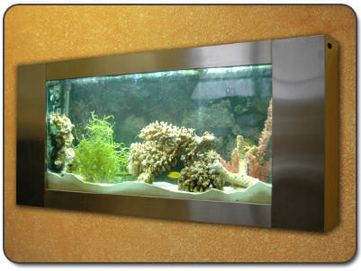 for Wall mounted fish tanks