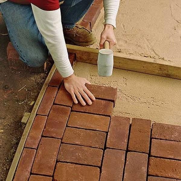 Тротуарная плитка своими руками как сделать
