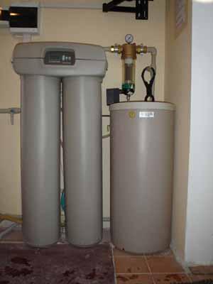 Приобретение фильтра для очистки воды