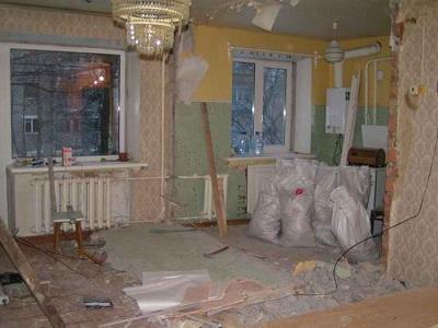 Капитальный ремонт квартир стоимость под ключ в Москве
