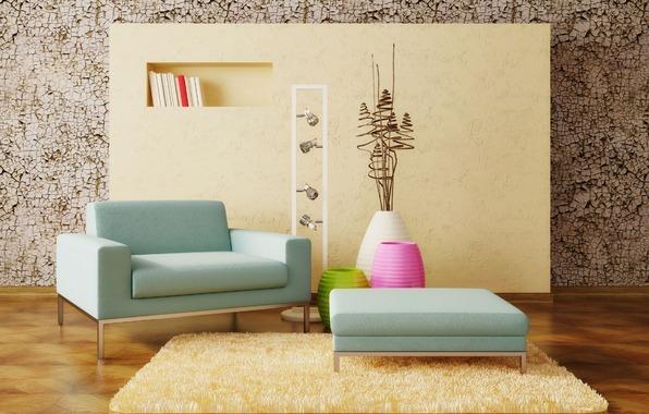 Декорирование квартиры своими рукам
