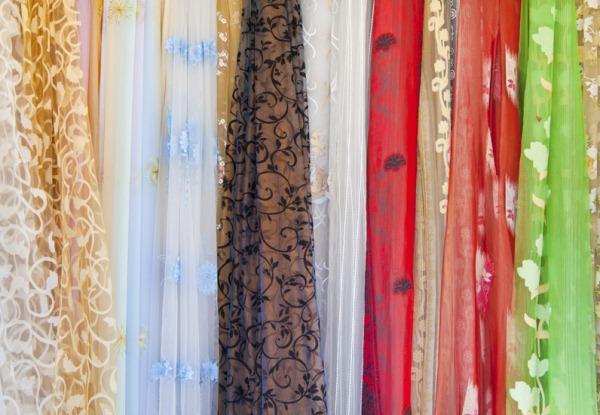 Выбрать фигурные или обычные шторы