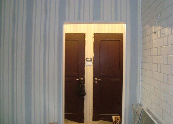 Как сделать дверной проем в кирпичной стене своими руками