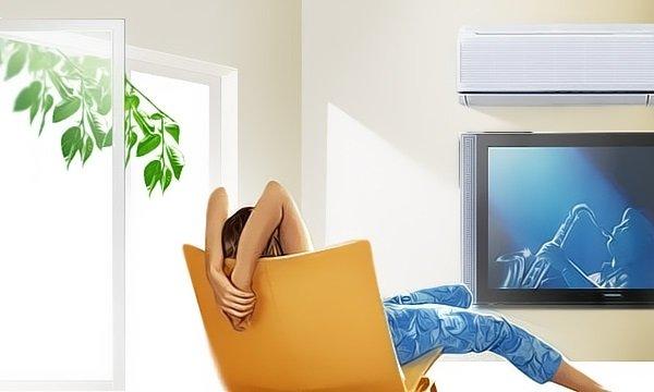 Кондиционер в квартире