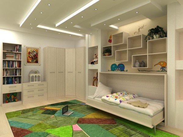 Многофункциональная мебель для маленькой квартиры