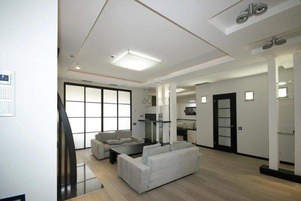 Стиль техно в квартире