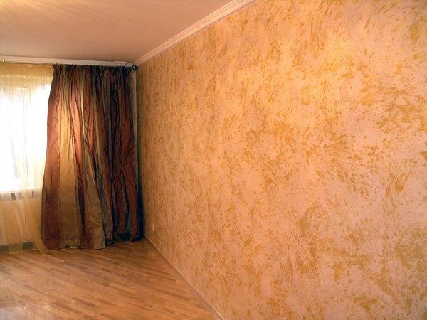 Ремонт квартир, декоративная отделка стен