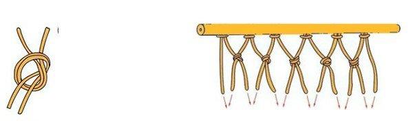 1438612679_gamak1 Как сделать игрушечный гамак из ниток. Гамак своими руками из ткани и веревки