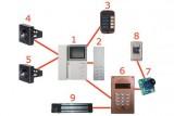 Как подключить домофон?
