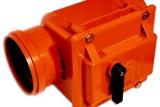 Обратный клапан для канализации и его установка