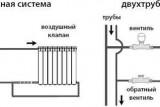 Как подключить радиатор отопления?