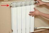Воздух в системе отопления